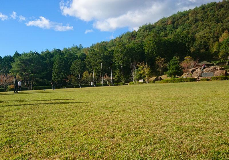 有馬富士公園芝生広場