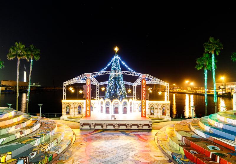光のコリドー・クリスマスバージョン