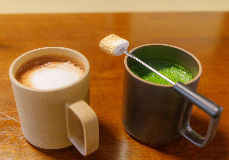 cafejanuaryのセットドリンク
