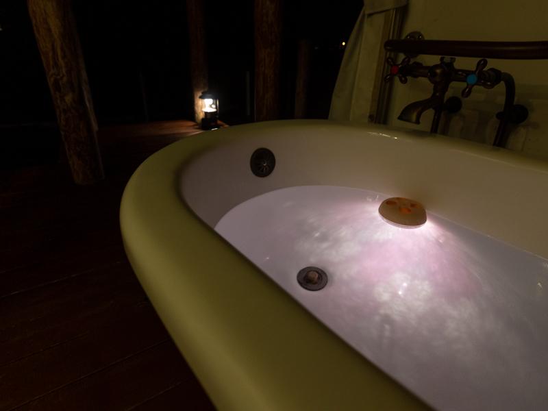 夜の伊勢志摩エバーグレイズのお風呂