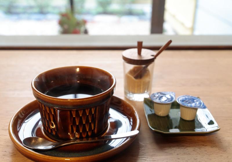 カフェジャニュアリーのブレンドコーヒー