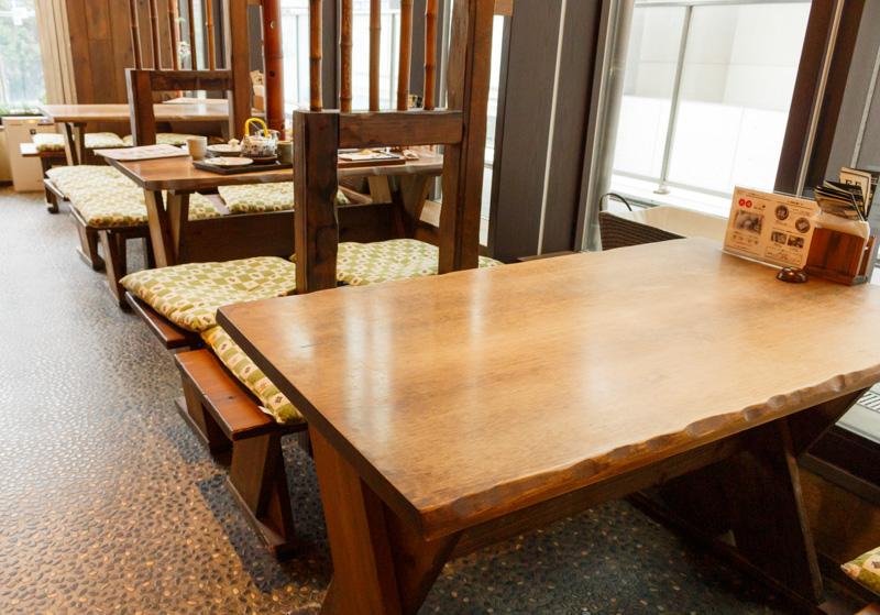 豆カフェmamezo-and-cafeの店内3