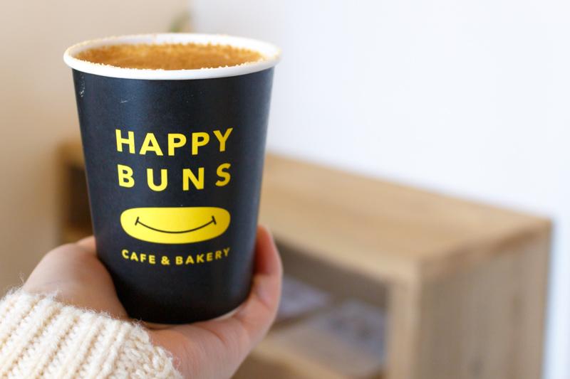 ハッピーバンズのカップ