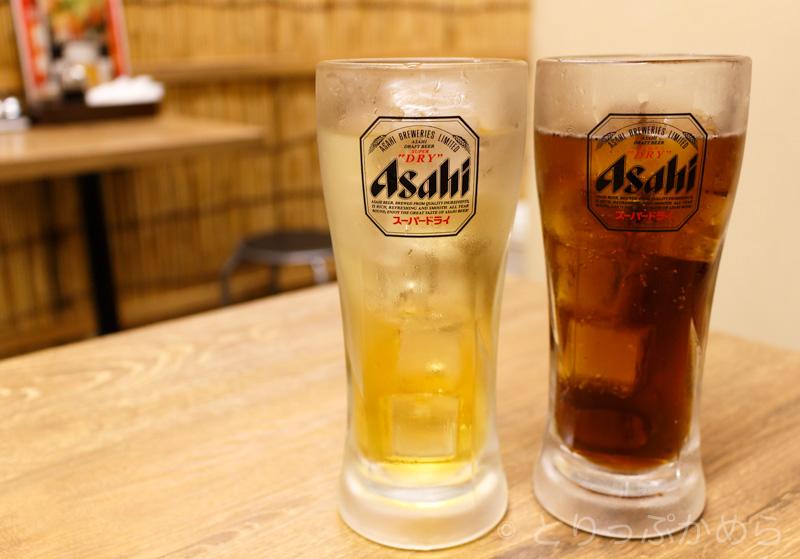 京都たこ壱東福寺駅前店の飲み物