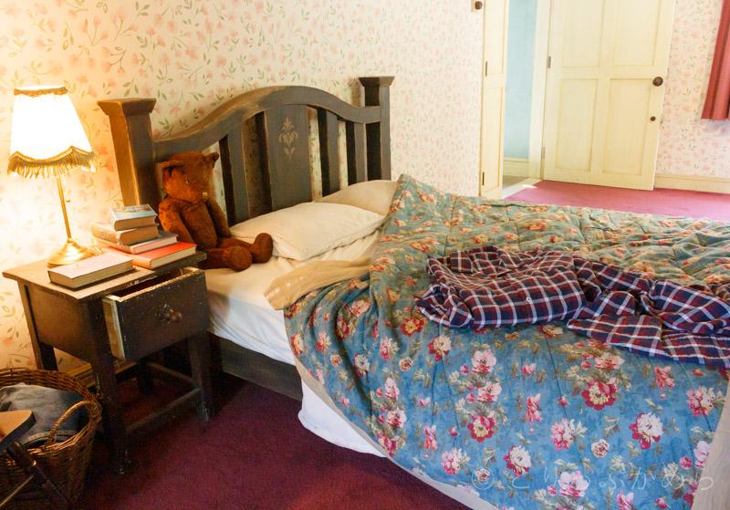ひつじのショーンのベッド