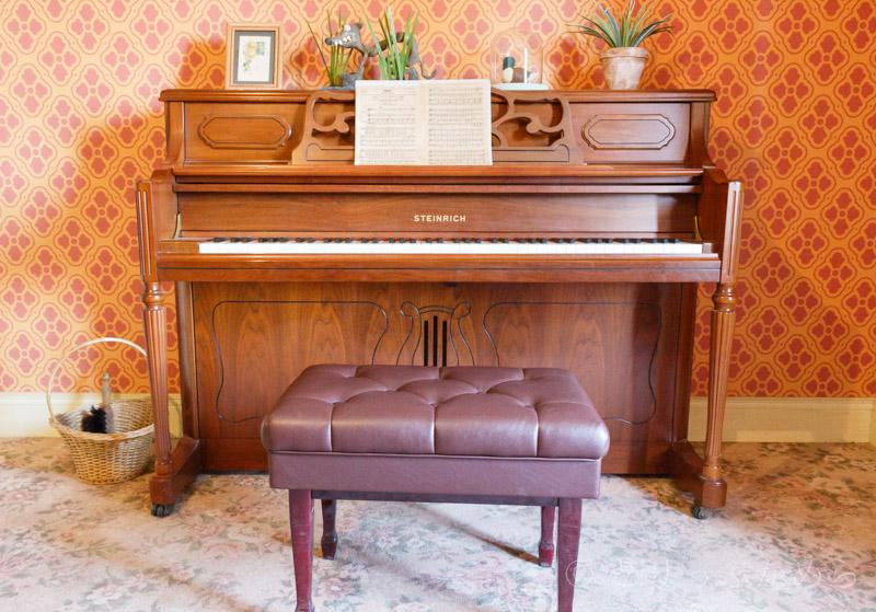 ひつじのショーンのピアノ