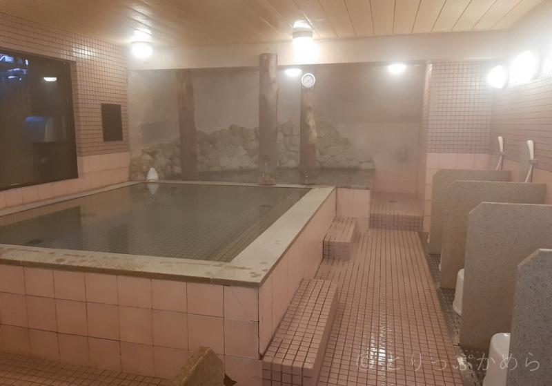 アジール奈良の大浴場