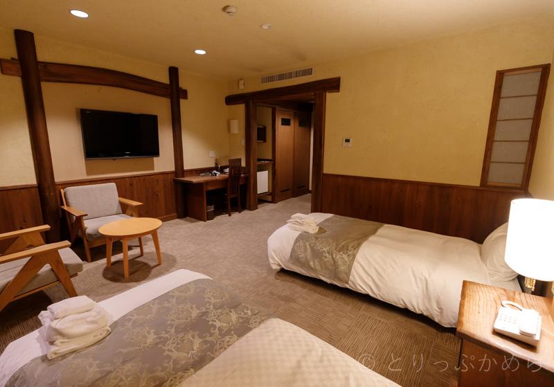 ホテルアジール奈良のスーペリアルーム
