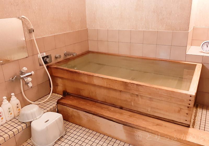 アジール奈良の貸切風呂