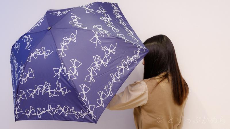 ジルスチュアートの傘を紹介!リボン柄で可愛いデザイン