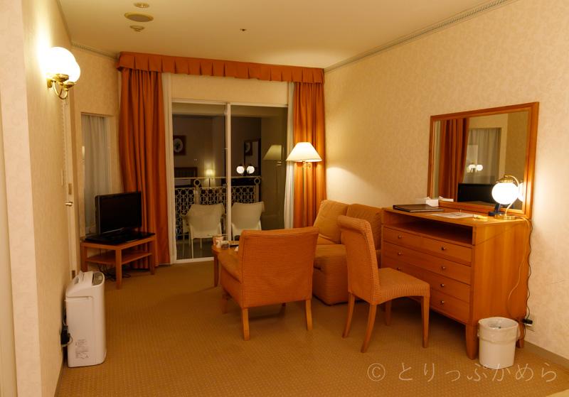 和歌山マリーナシティホテルの部屋2