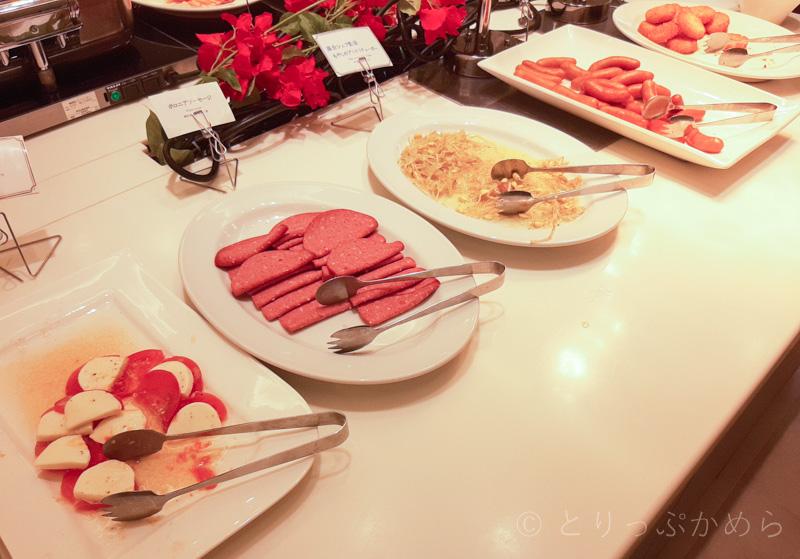 変なホテルラグーナテンボスの朝食3