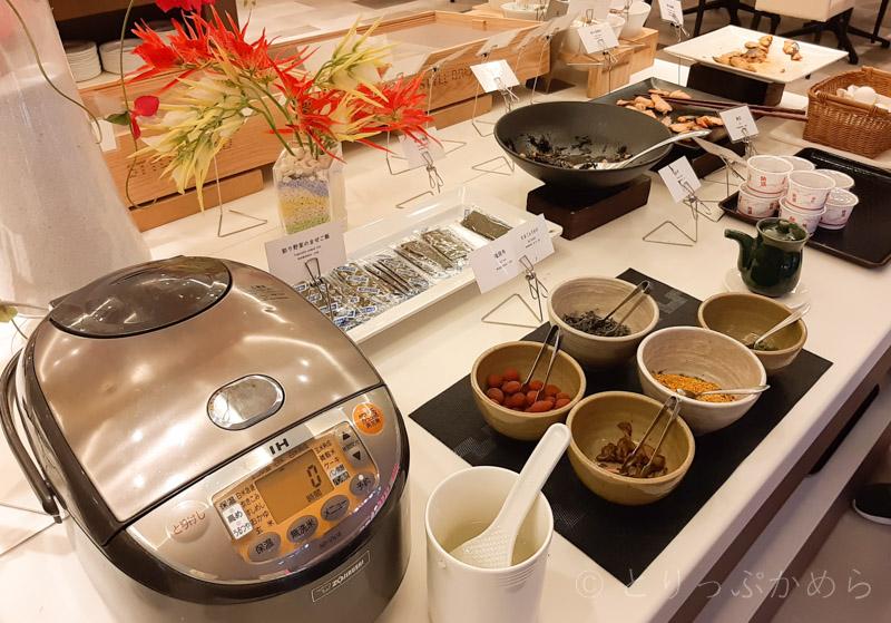 変なホテルラグーナテンボスの朝食4