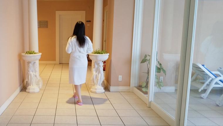 「タルゴラグーナ」で日本最大級のタラソテラピー体験【ブログ】
